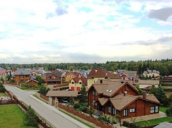 Коттеджный поселок Глаголево парк
